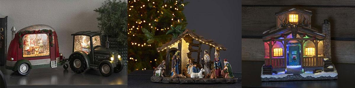 Julebyer