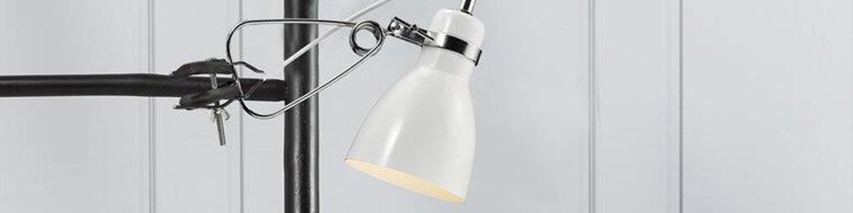 Klemlamper