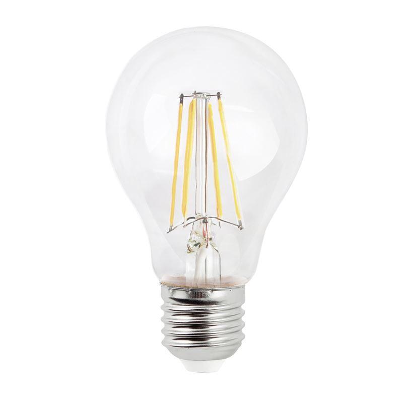 Batteridreven dekorasjonslampe – Stor LED glødelampe