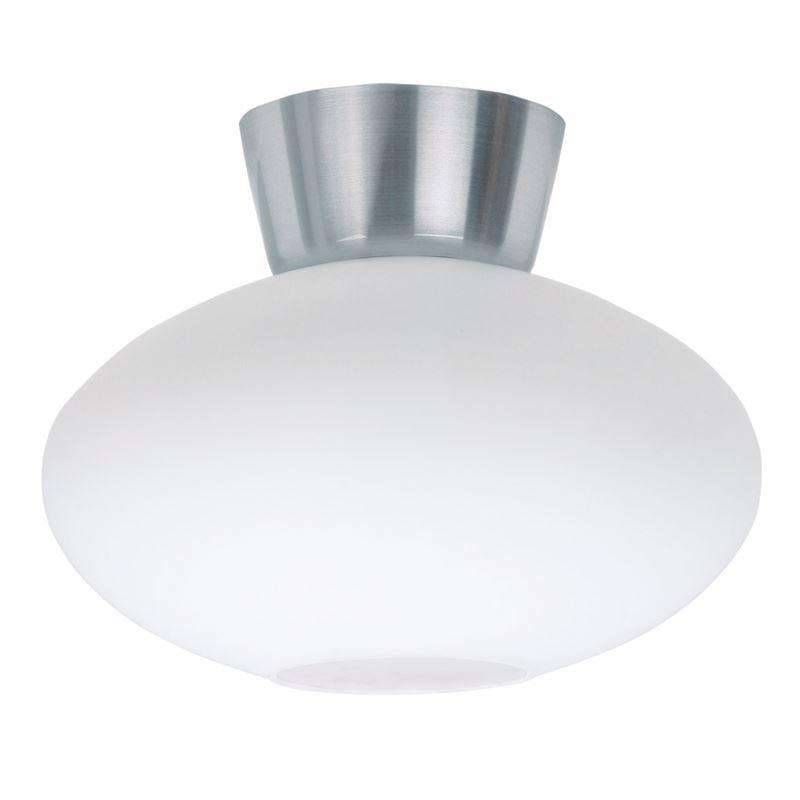 Bullo Alu/Opal 27 cm Ip21 Plafond Belid