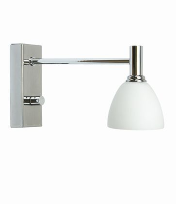 Karma Krom Ip21 Vegglampe Belid