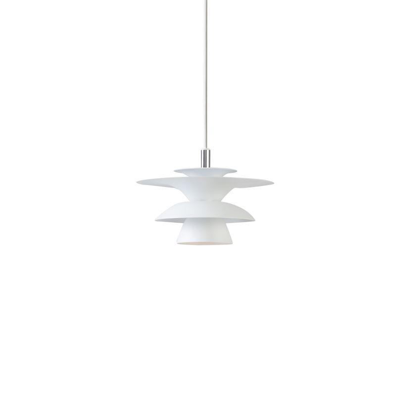 Picasso Matthvit LED 18 cm Pendel Belid