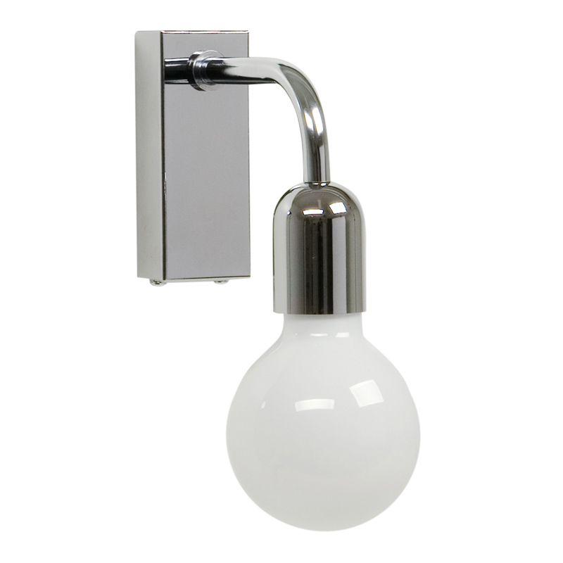 Regal Krom Ip21 Vegglampe Belid