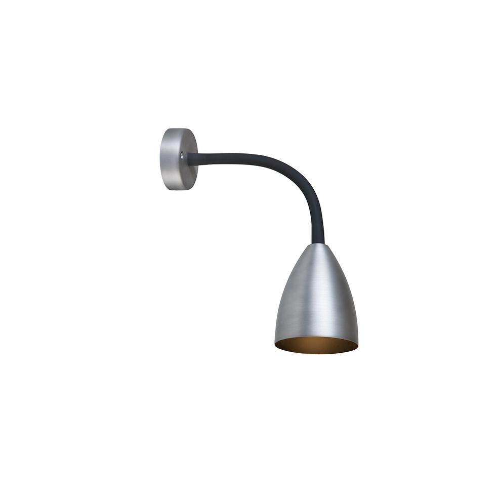 Trotsig Oksidgrå Vegglampe Led Belid