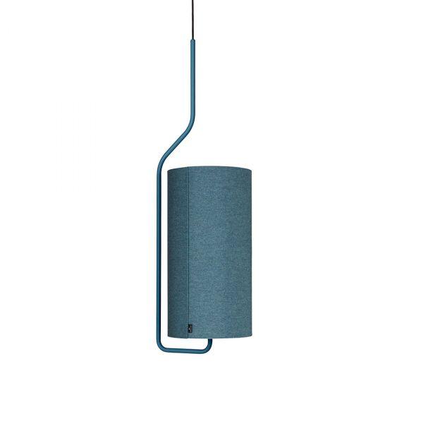 Pensile Taklampe Azurite Blå 100cm