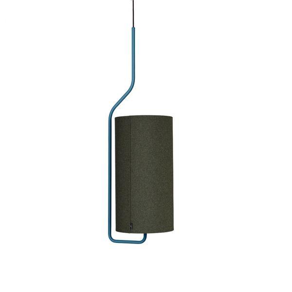 Pensile Taklampe Azurite/Grønn 100cm