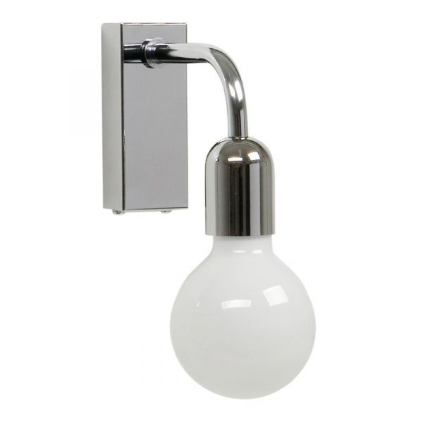 Regal Krom Ip21 Vegglampe