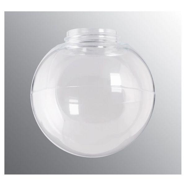 Glass Glob Klar 84,5/180mm