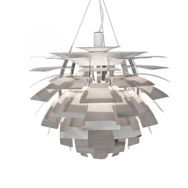 Ph Artichoke Polerat Stål 60cm Taklampe