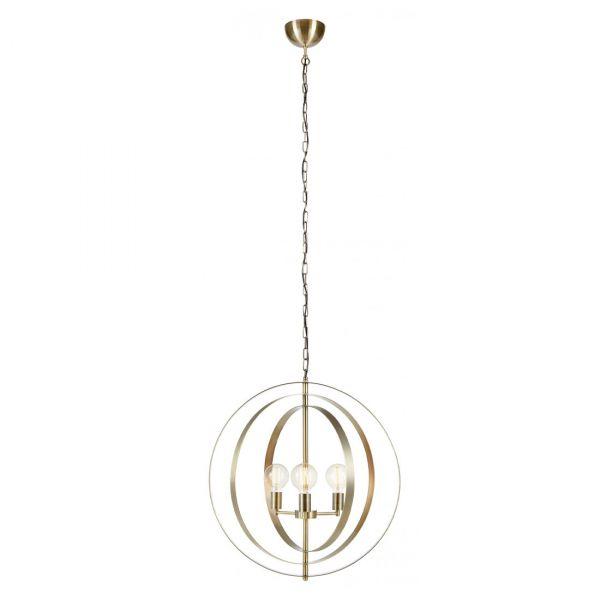 Orbit Taklampe 70cm Antikk