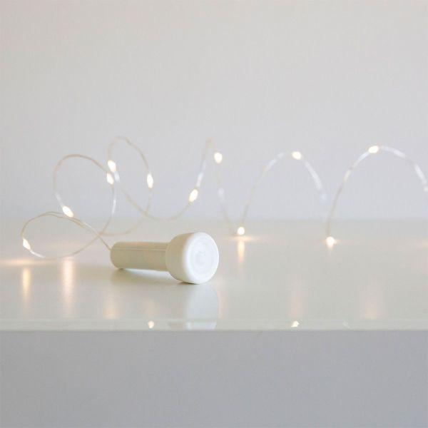 String Light LED - 15 LED Battery Dekoration