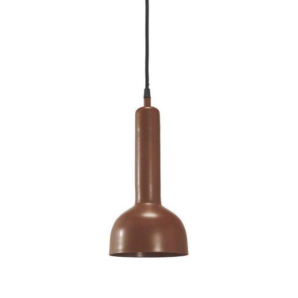 Bainbridge vinduslampe oransje 15cm