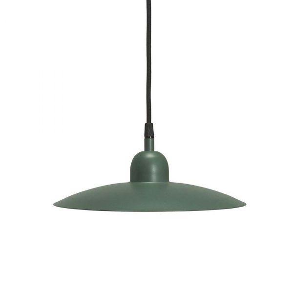 Como Vinduslampe Grønn 28cm
