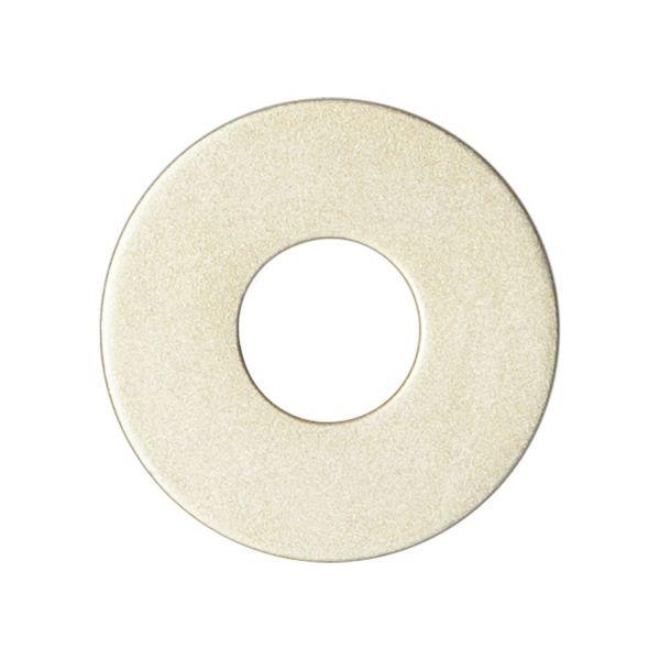 Tilbehør 5-pakks tilbehør Round 5cm Gold