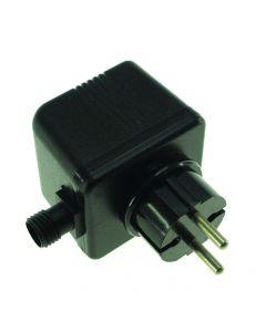 Bolthi Transformator Plug in 20W Svart från Bolthi