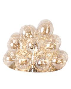 Gross Amber 38cm Bordslampa från By Rydens