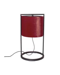 Vieste Bordslampa Röd 45cm från By Rydens