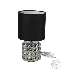 Kupol Krom 34cm Bordslampa från Cottex