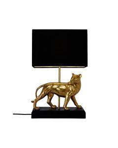 Zimba Bordslampa Guld/Svart 47cm från Cottex