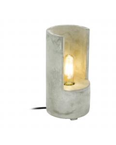 Lynton Betong 27cm Bordslampa från Eglo