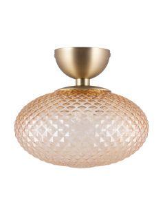 Jackson Plafond Amber 25cm från Globen Lighting