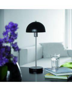 Vienda Svart/Metall Bordslampa från Herstal