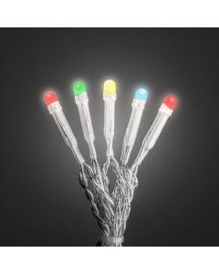Candy Färgad Frostad 35Led Ljusslinga från Konstsmide
