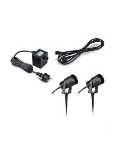 Garden24 Start Set 2x3W Spot från Markslöjd