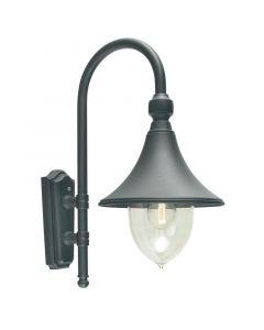 Firenze Svart Ip54 Vägglampa från Norlys