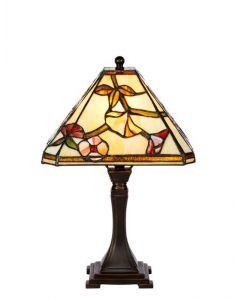 Våreld Tiffany 26Cm Bordslampa från Nostalgia