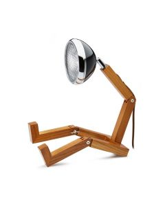 Mr Wattson Fashion Black Bordslampa från Övrigt Leverantör