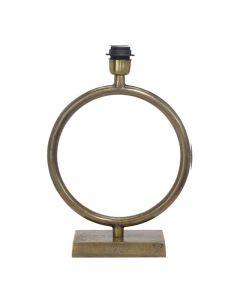 Circle Råmässing 43Cm Lampfot från Pr Home