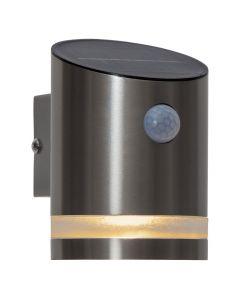 Venicini Solcell Vägglampa 14-150Lm Rörelsensor från Star Trading