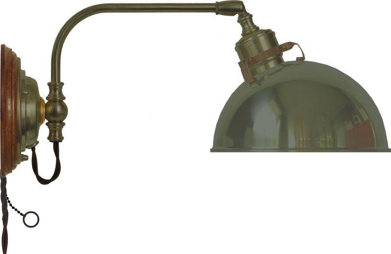 Gripenberg Antikk Vegglampe Karlskrona Lampfabrik