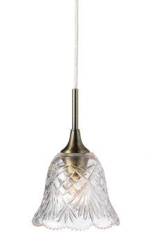 Bovall Antikk Vinduslampe Markslöjd