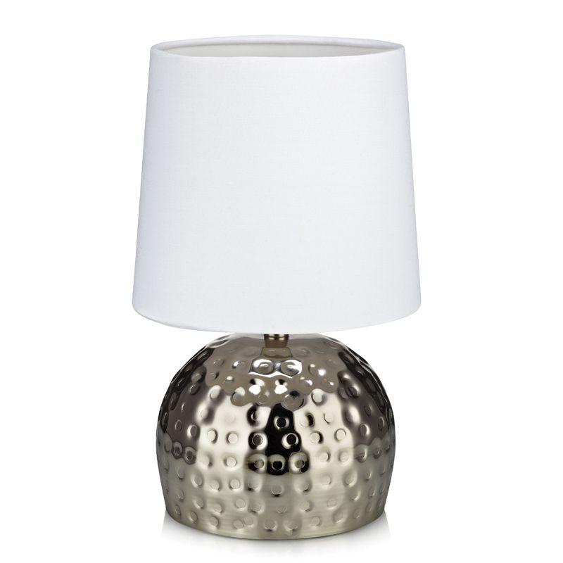 Hammer Krom Bordlampe Markslöjd
