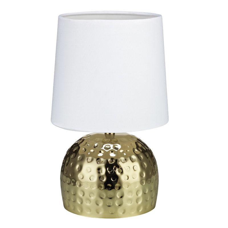 Hammer Messing Bordlampe Markslöjd