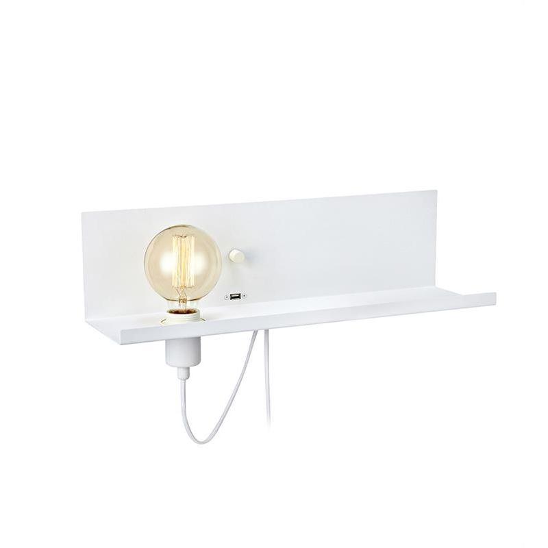 Multi Hvit Vegglampe Markslöjd