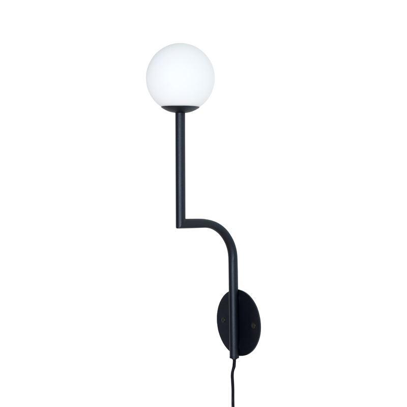 Mobil Svart Vegglampe Pholc