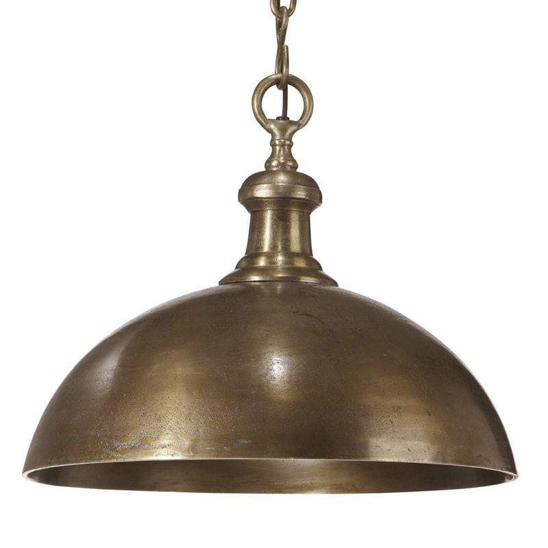 Liverpool Råmessing 70 cm Taklampe Pr Home