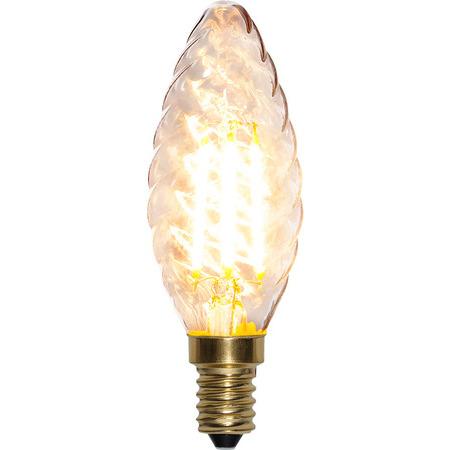 Kron Vriden E14 4W Soft Glow Dimbar Led-Lyskilde Star Trading