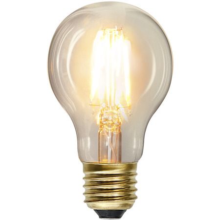 Normal E27 2,3W Soft Glow Led-Lyskilde Star Trading
