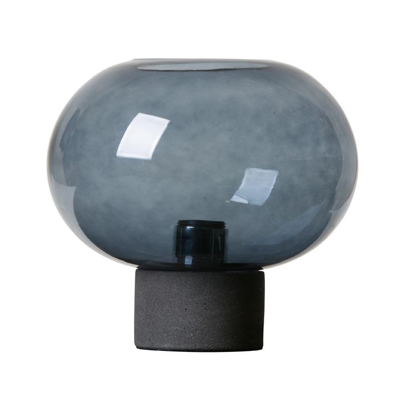 Alberta Grå/Betong Bordlampe Watt&Veke