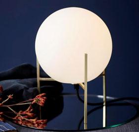 Alton bordlampe fra Nordlux perfekte julegaven