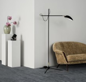 Spoon gulvlampe Hanna Wessman Design for Watt&Veke