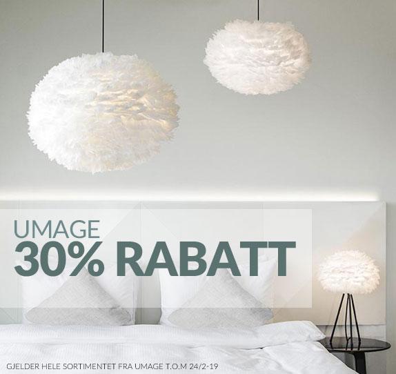 30% rabatt Umage tidligere Vita Copenhagen