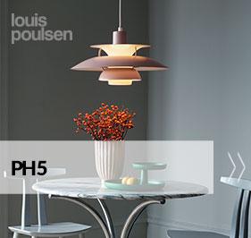 PH 5 Taklampe