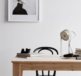 Nyhet! Svejk bordlampe fra Co Bankeryd